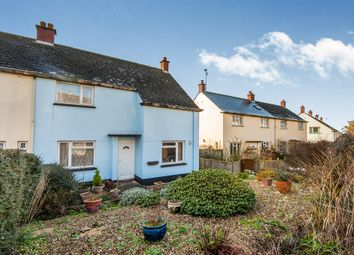 Thumbnail 3 bed semi-detached house for sale in Prospect Way, Lapford, Crediton