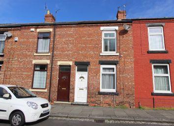 Thumbnail 2 bed terraced house to rent in Brunton Street, Darlington
