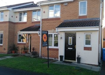 Thumbnail 3 bed end terrace house for sale in Falcon Road, Sutton Fields, Wrexham