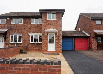 Thumbnail 3 bed semi-detached house for sale in Faircroft Road, Birmingham