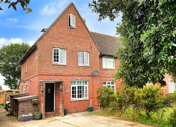 Thumbnail 3 bed terraced house for sale in Arundel Road, Angmering, West Sussex