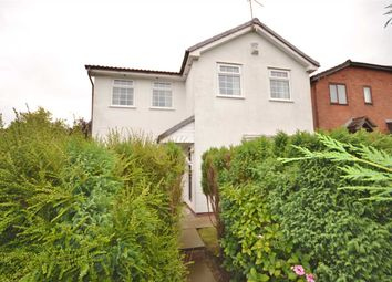 Thumbnail 4 bed detached house for sale in Hunts Field, Clayton Le Woods, Chorley