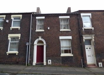 Thumbnail 2 bed terraced house for sale in Downey Street, Hanley, Stoke-On-Trent