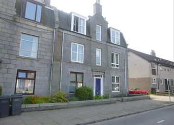 Thumbnail 1 bed flat to rent in Sunnyside Road, Aberdeen