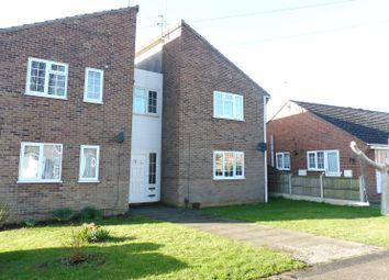 Thumbnail 1 bedroom maisonette for sale in Lockington Close, Chellaston, Derby, Derbyshire