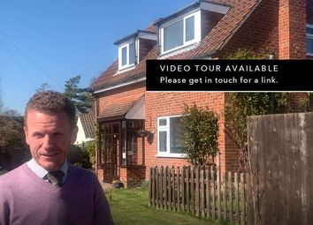 Thumbnail 3 bed detached house for sale in Forge End, Stapleford, Cambridge