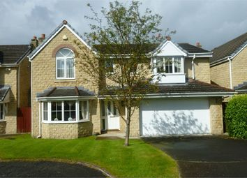 Thumbnail 5 bed detached house for sale in Eskdale Close, Burnley, Lancashire
