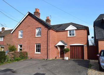 4 bed semi-detached house for sale in Frys Lane, Yateley GU46