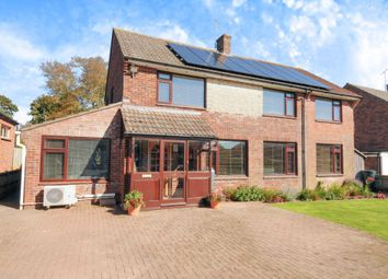 Thumbnail 5 bed detached house for sale in Rothesay Road, Dorchester