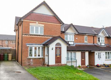 Thumbnail 3 bed town house for sale in Springburn Close, Horwich, Bolton