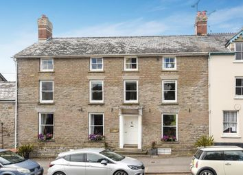 Thumbnail 6 bed terraced house for sale in Hay On Wye, Period Townhouse
