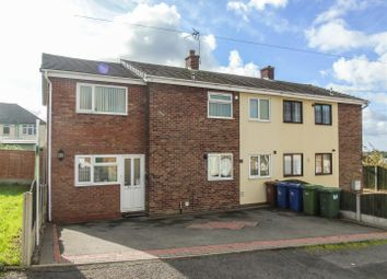Thumbnail 5 bed detached house for sale in Hillside Close, Hednesford, Cannock