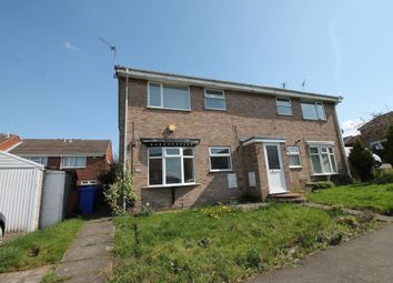 Thumbnail 1 bed maisonette to rent in Almond Rise, Forest Town, Mansfield, Nottinghamshire