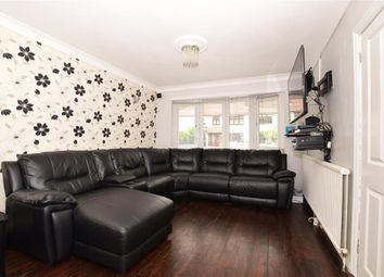 Thumbnail 3 bedroom end terrace house for sale in Woodcote Avenue, Elm Park, Hornchurch, Essex