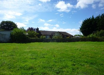 Thumbnail 3 bed detached bungalow for sale in Church Lane, Weston, Beccles