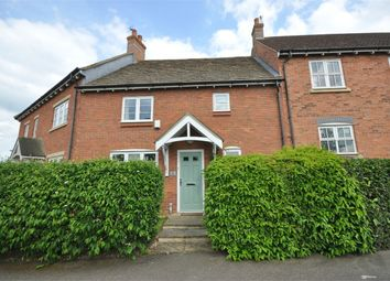 Thumbnail 2 bedroom terraced house for sale in Scholars Row, Mawsley Village, Kettering, Northants