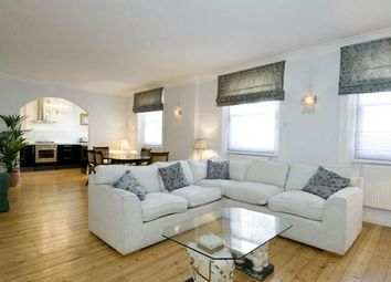 Thumbnail 3 bed flat to rent in Edge Street, Notting Hill