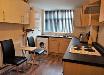 Thumbnail 1 bed terraced house to rent in 33 Mackenzie Road, Salford