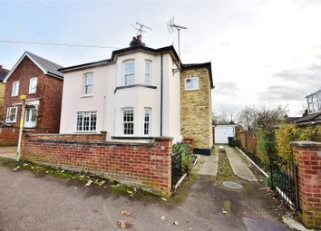 Thumbnail 3 bed semi-detached house for sale in Grange Road, Bishop's Stortford