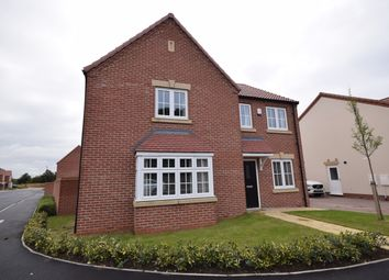 Thumbnail 4 bed detached house to rent in Friar Close, Finningley, Doncaster