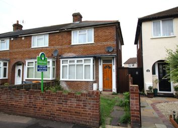 Thumbnail 2 bed end terrace house for sale in Acacia Road, Bedford, Bedfordshire