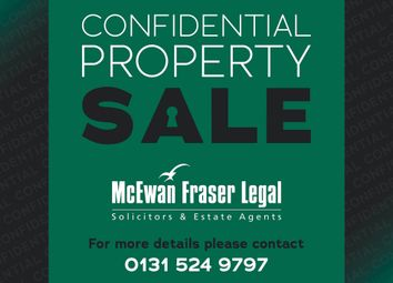 Thumbnail Commercial property for sale in Care Of Mcewan Fraser Legal, 130 East Claremont Street, Edinburgh