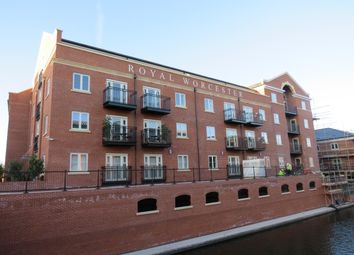 Thumbnail Flat to rent in Mill Street, Worcester