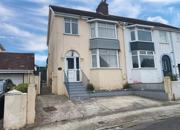 Thumbnail 3 bed semi-detached house for sale in Beechfield Place, Torquay