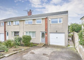 Thumbnail 4 bed semi-detached house for sale in Derwent Bank, Seaton, Workington