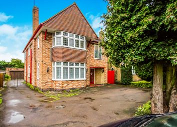 Thumbnail 5 bed detached house for sale in Leicester Road, Glen Parva, Leicester