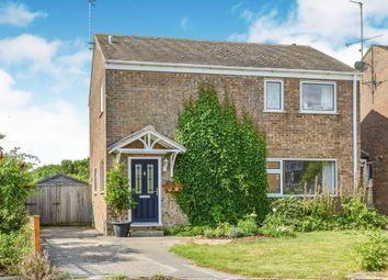 Thumbnail 3 bed detached house for sale in Western Drive, Hanslope, Milton Keynes