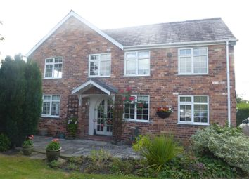 Thumbnail 4 bed semi-detached house to rent in Middlewich Road, Winsford