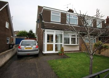 Thumbnail 3 bed semi-detached house for sale in Downshire Road, Carrickfergus