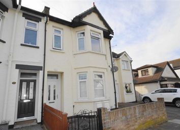 Thumbnail 3 bedroom flat for sale in St Clements Avenue, Leigh-On-Sea, Essex