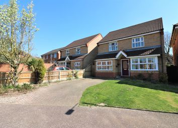 Thumbnail 3 bed detached house for sale in Attlee Way, Dereham