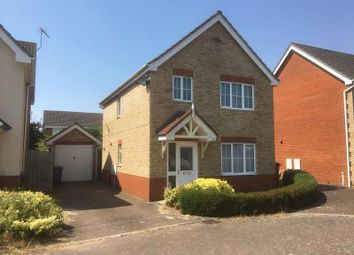 Thumbnail 3 bed detached house to rent in Jackson Close, Kesgrave, Ipswich