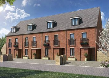 """Thumbnail 3 bedroom property for sale in """"Sandford Townhouse"""" at Godstow Road, Wolvercote, Oxford"""