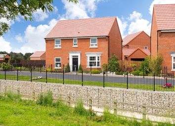 "Thumbnail 4 bed detached house for sale in ""Bradgate"" at Gibson Court, Gateford, Worksop"