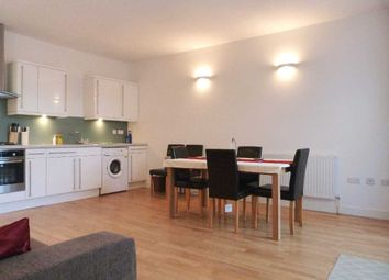 Thumbnail 2 bed flat to rent in Phipp Street, London, Shoreditch