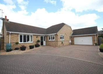 Thumbnail 4 bedroom detached bungalow for sale in Rye Gardens, Little Downham, Ely