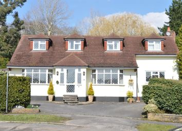 Thumbnail 4 bed detached bungalow for sale in Humphrey Close, Fetcham, Leatherhead