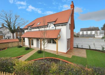 Thumbnail 3 bed detached house for sale in Cowper Road, Bromley