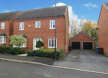 Thumbnail 4 bed detached house for sale in Windmill Close, Royton, Oldham, Lancashire