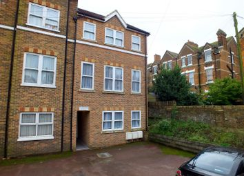 Thumbnail 2 bed flat to rent in Manor Road, Folkestone