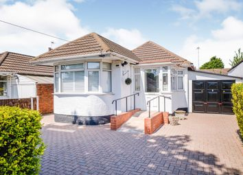 Thumbnail 3 bed detached bungalow for sale in Heath Way, Hodge Hill, Birmingham
