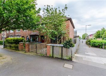 Thumbnail 2 bedroom end terrace house for sale in Greville Road, Cambridge