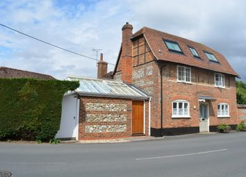 Thumbnail 3 bed cottage to rent in High Street, Ramsbury, Marlborough
