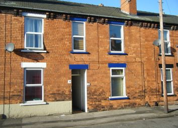 Thumbnail 3 bed terraced house to rent in Arthur Street, Lincoln