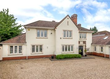 Thumbnail 5 bed detached house for sale in Desford Road, Leicester, Leicestershire