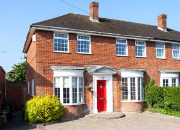 Thumbnail 3 bed semi-detached house for sale in Dean Street, Marlow, Buckinghamshire